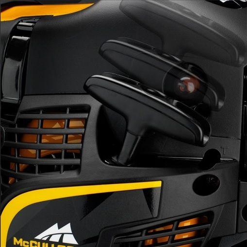 """McCulloch CS380 16"""" benzinmotoros láncfűrész (12 hónap garancia)"""