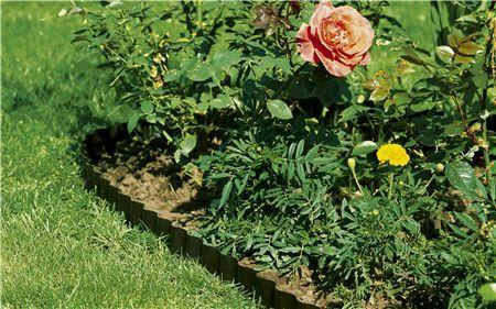 GARDENA Ágyáskeret (barna) 9cm x 9m
