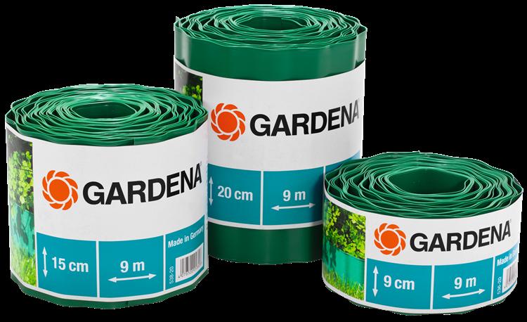 GARDENA Ágyáskeret (zöld) 15cm x 9m
