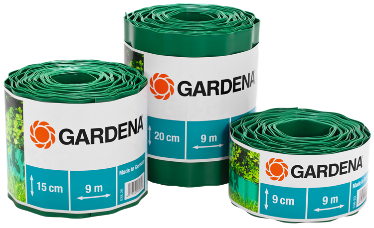 GARDENA Ágyáskeret (zöld) 20cm x 9m