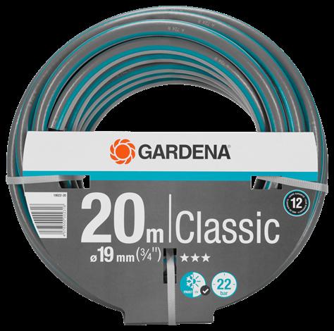 "GARDENA Classic tömlő 3/4"" - 20m"
