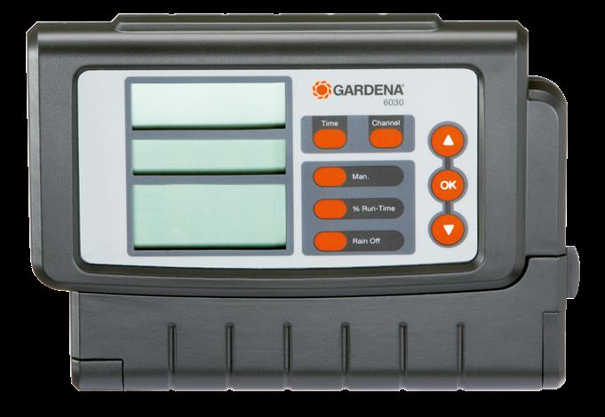 GARDENA Classic öntözésvezérlés 6030