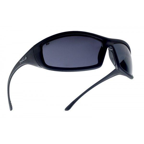 Bollé Solis füstszínű munkavédelmi szemüveg