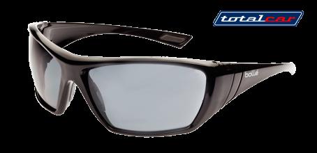 Bollé Hustler füstszínű munkavédelmi szemüveg