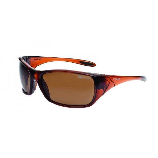 Bollé Voodoo barna munkavédelmi szemüveg
