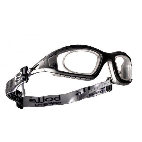 Bollé Tracker II víztiszta dioptriás szemüveg szett