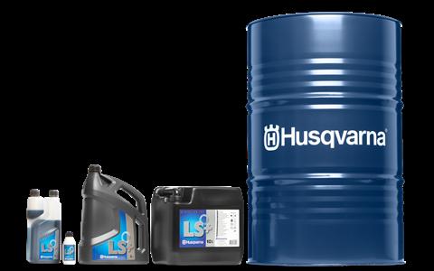 Husqvarna két ütemű olaj, LS+ - 1l