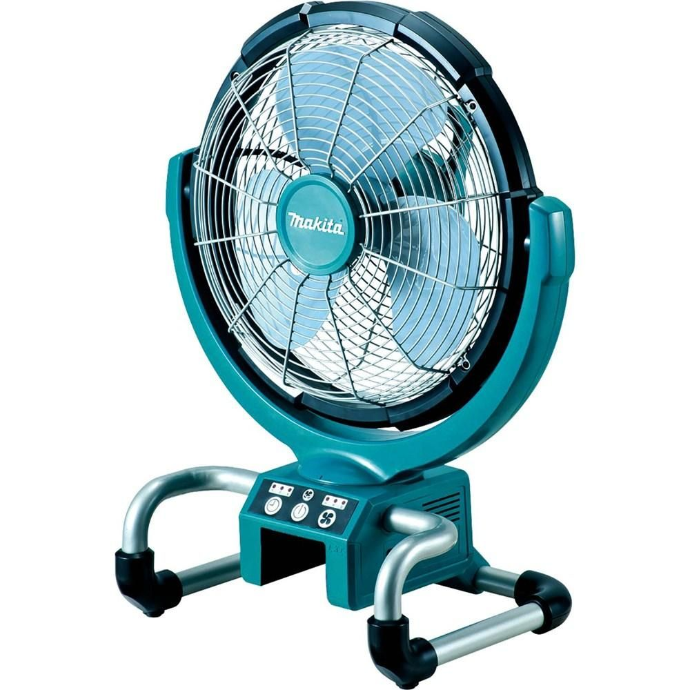 Makita DCF300Z akkus ventillátor géptest (36 hónap garancia)