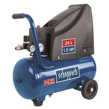 Scheppach HC25o olajmentes kompresszor (24 hónap garancia)
