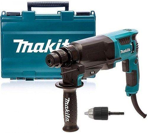 Makita HR2630X7 Fúró-vésőkalapács + SDS-Plus tokmány (36 hónap garancia)