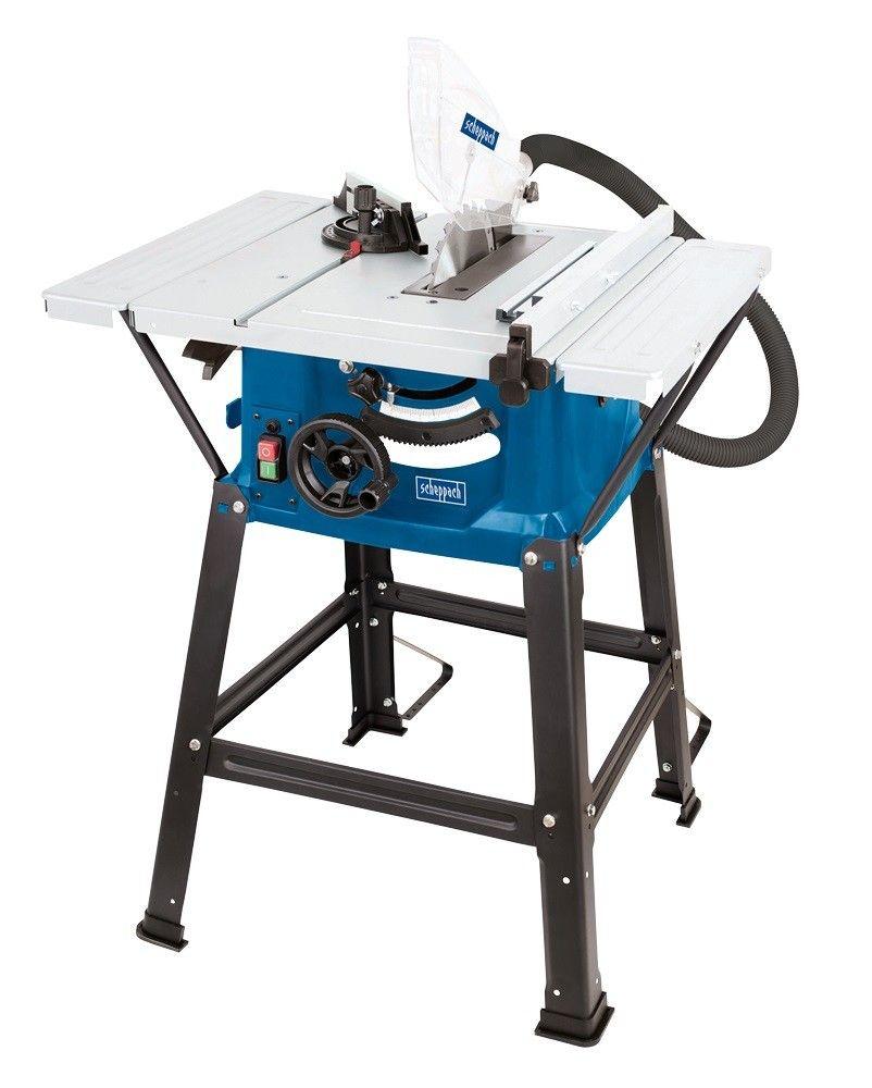 Scheppach HS81S asztali körfűrész (48 hónap garancia)