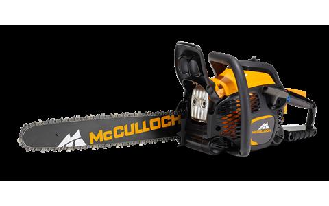 """McCulloch CS50S 18"""" benzinmotoros láncfűrész (24 hónap garancia)"""