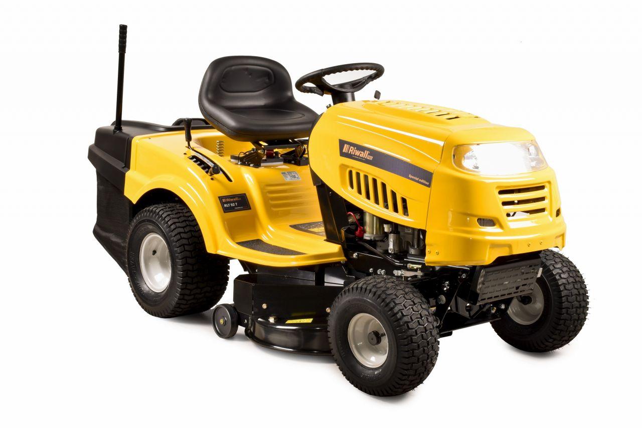 Riwall RLT92T fűgyűjtős fűnyíró traktor (24 hónap garancia)