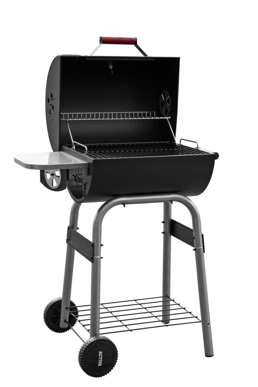 ACTIVA Atlas faszenes grillsütő