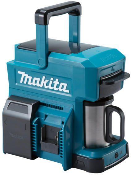 Makita DCM501Z akkus kávéfőző géptest (36 hónap garancia)
