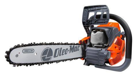 Oleo-Mac GS451 benzinmotoros láncfűrész (24 hónap garancia)