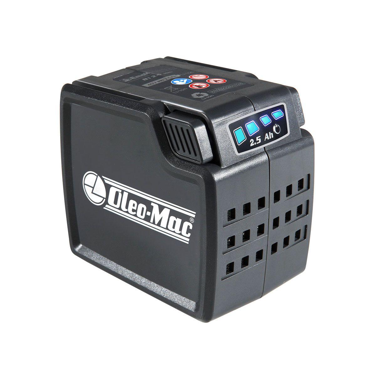 Oleo-Mac HCi 45 akkumulátoros sövényvágó szett (24 hónap garancia)