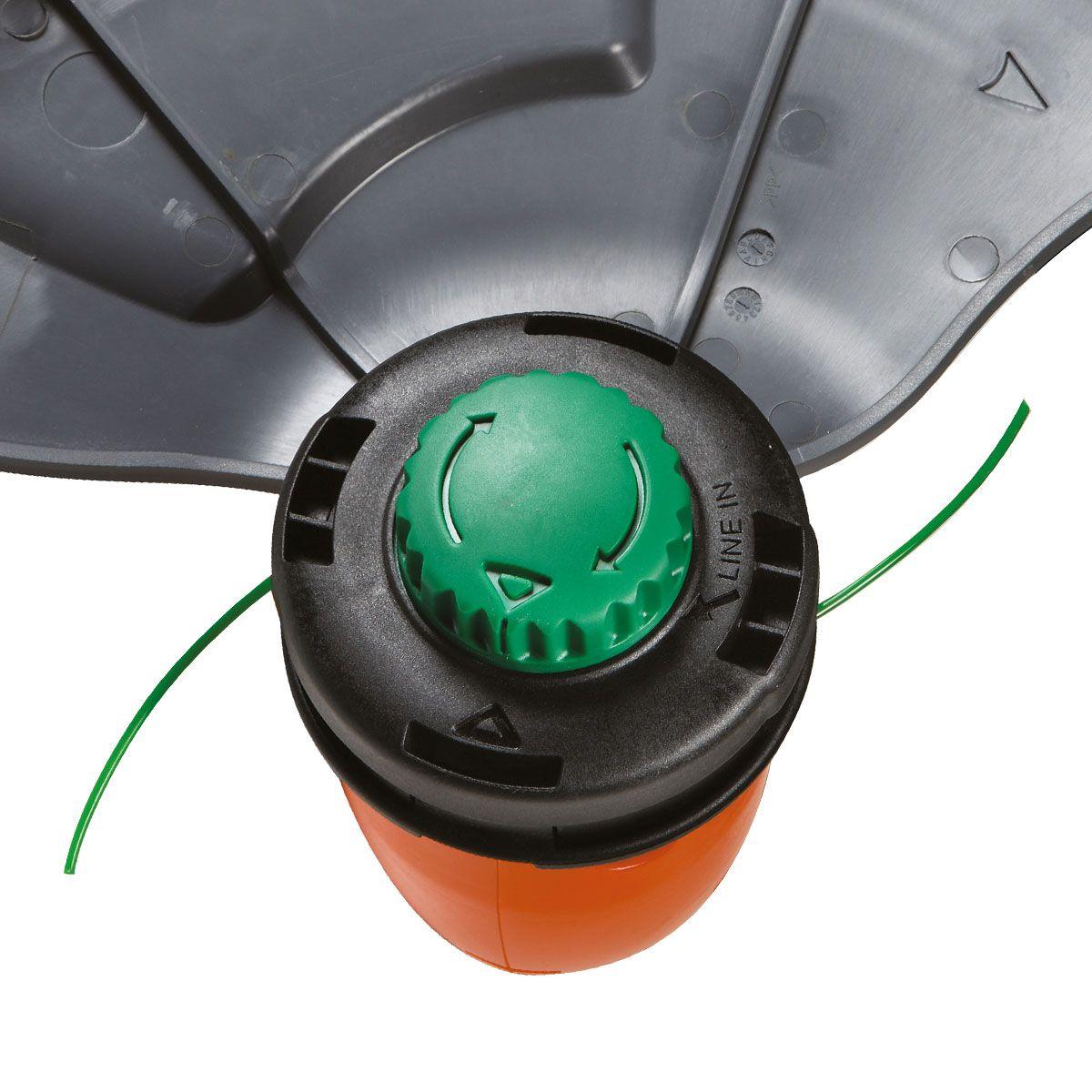 Oleo-Mac BCi 30 akkumulátoros bozótvágó géptest (24 hónap garancia)