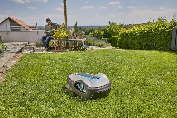 """GARDENA smart SILENO life 1250 robotfűnyíró 30.000 Ft """"Készpénzvisszafizetési akcióval"""" (36 hónap garncia)"""