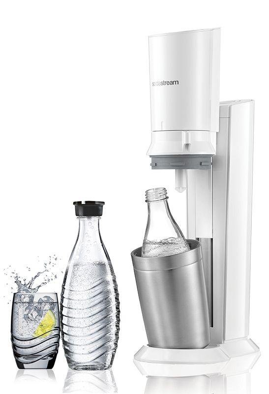 SodaStream CRYSTAL WHITE szódagép