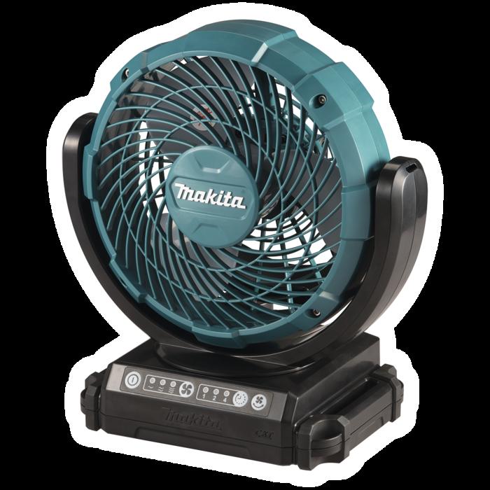Makita CF101DZ akkus ventilátor géptest (36 hónap garancia)